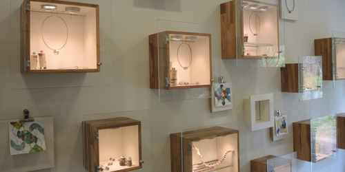 vitrine basiscollectie sieraden marjolin Doesburg