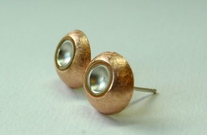 van oud goud nieuwe oorbellen